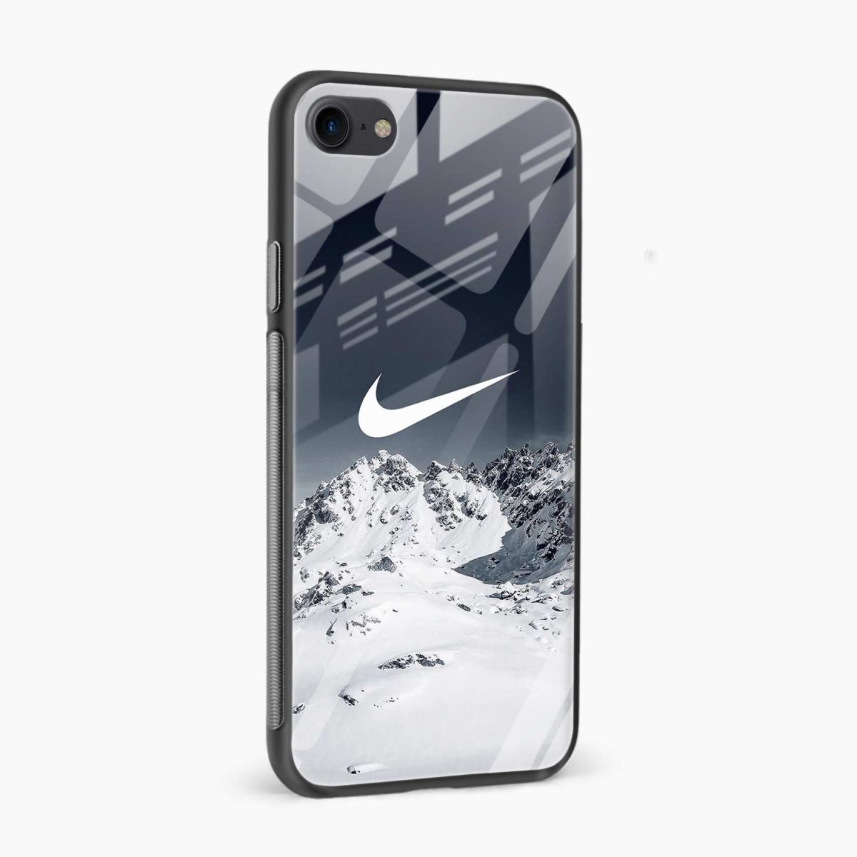 nike mountain view diagonal view apple iphone 6 7 8 se back cover 5