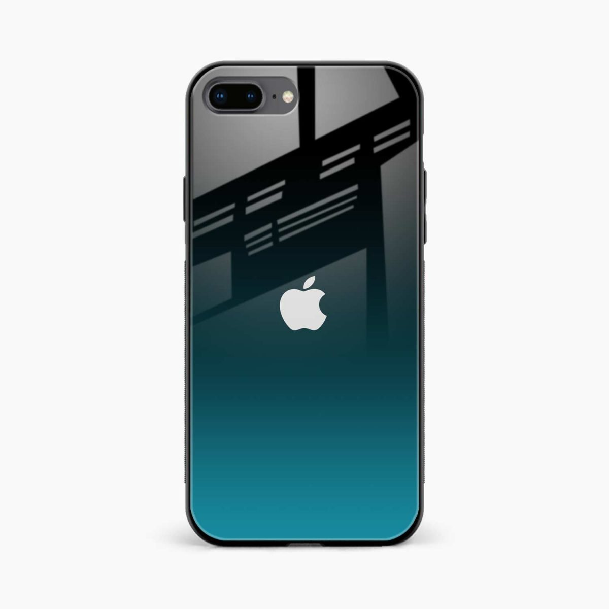ultramarine glass glass view apple iphone 7 8 plus back cover 5