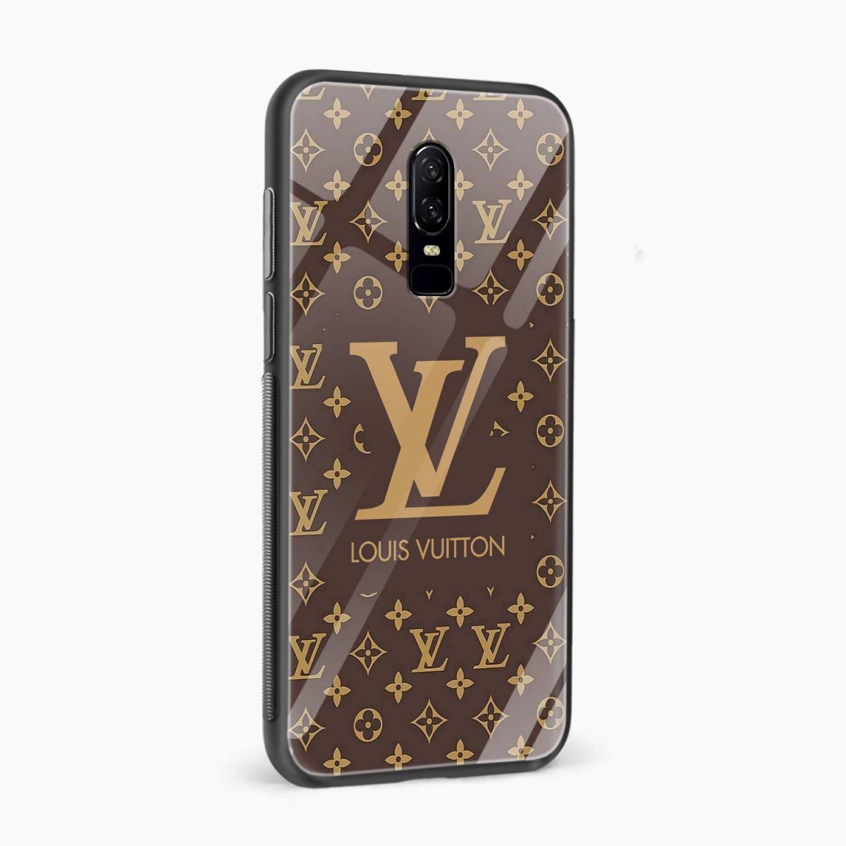 LOUIS VUITTON side view oneplus 6 back cover