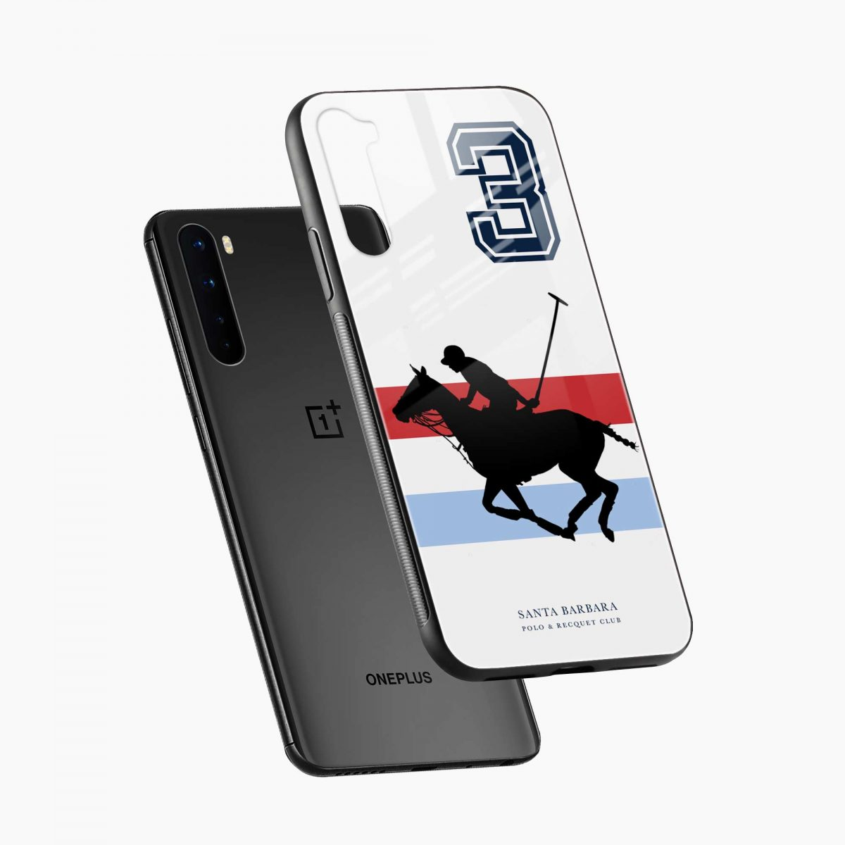 sant barbara polo diagonal view oneplus nord back cover