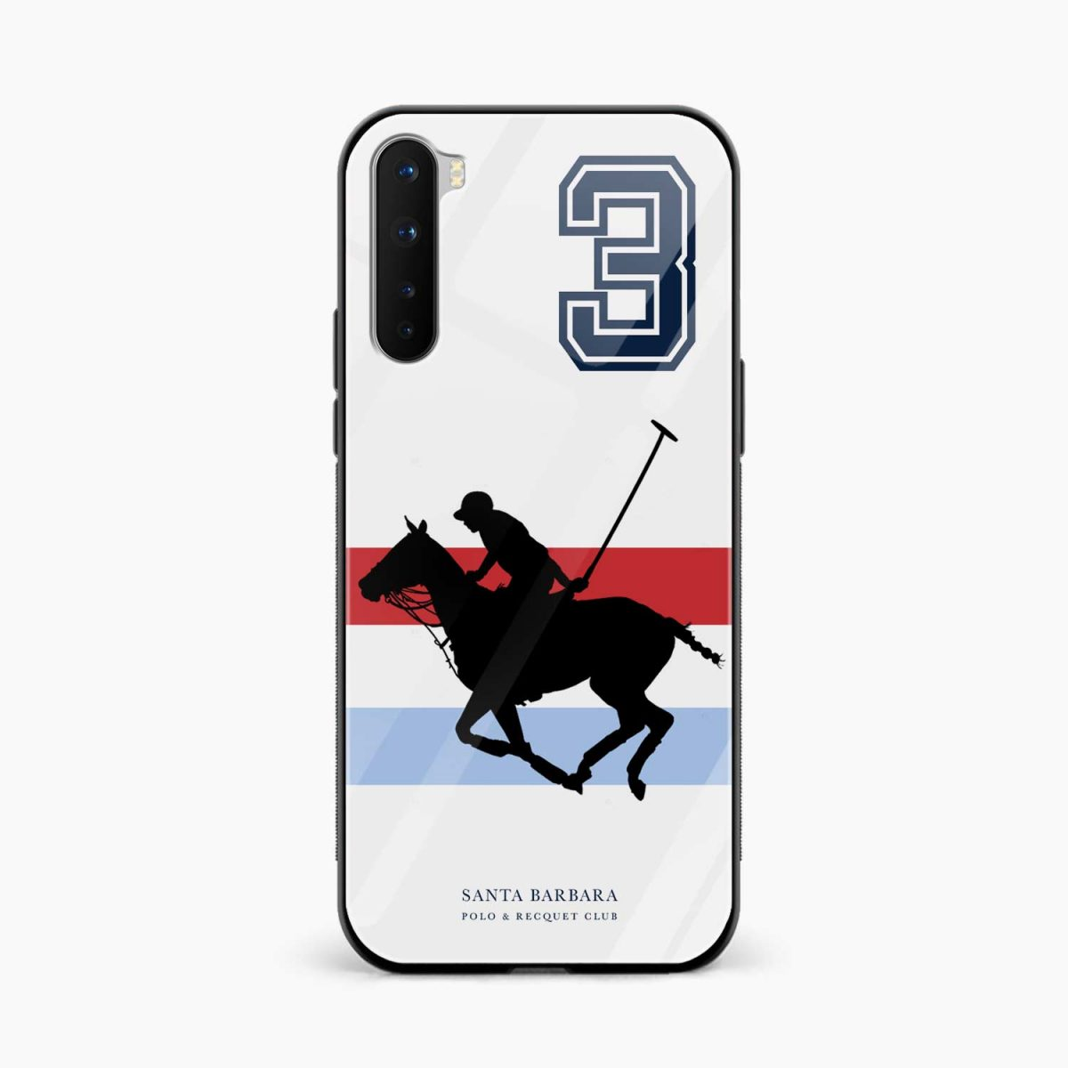 sant barbara polo front view oneplus nord back cover