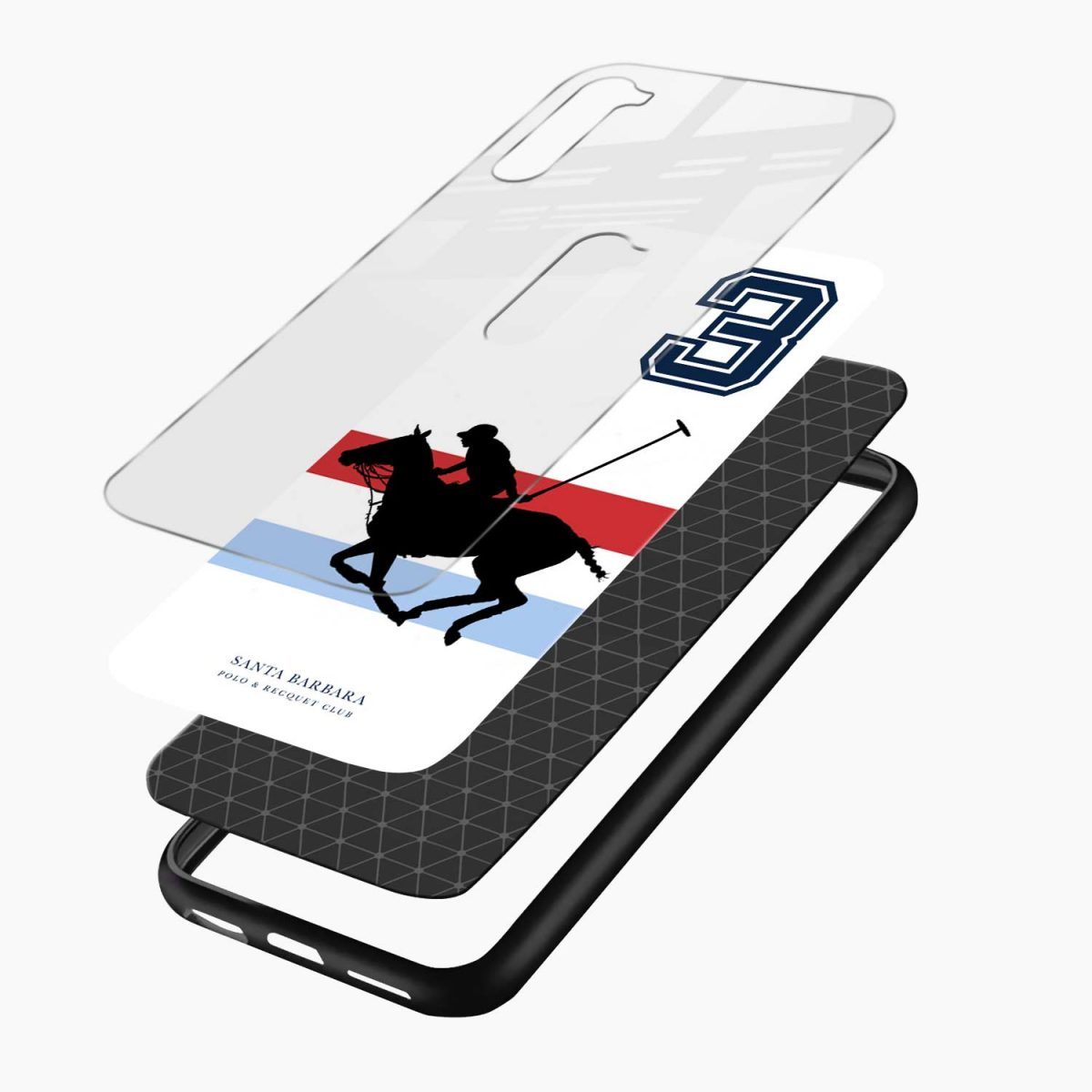 sant barbara polo layers view oneplus nord back cover