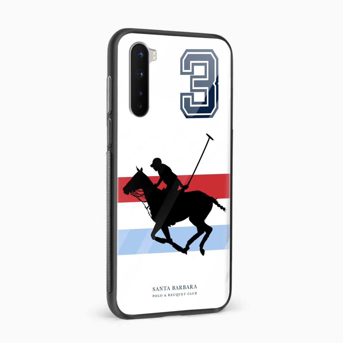 sant barbara polo side view oneplus nord back cover