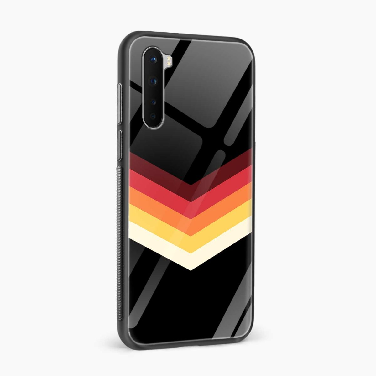 rewind strips pattern side view oneplus nord back cover