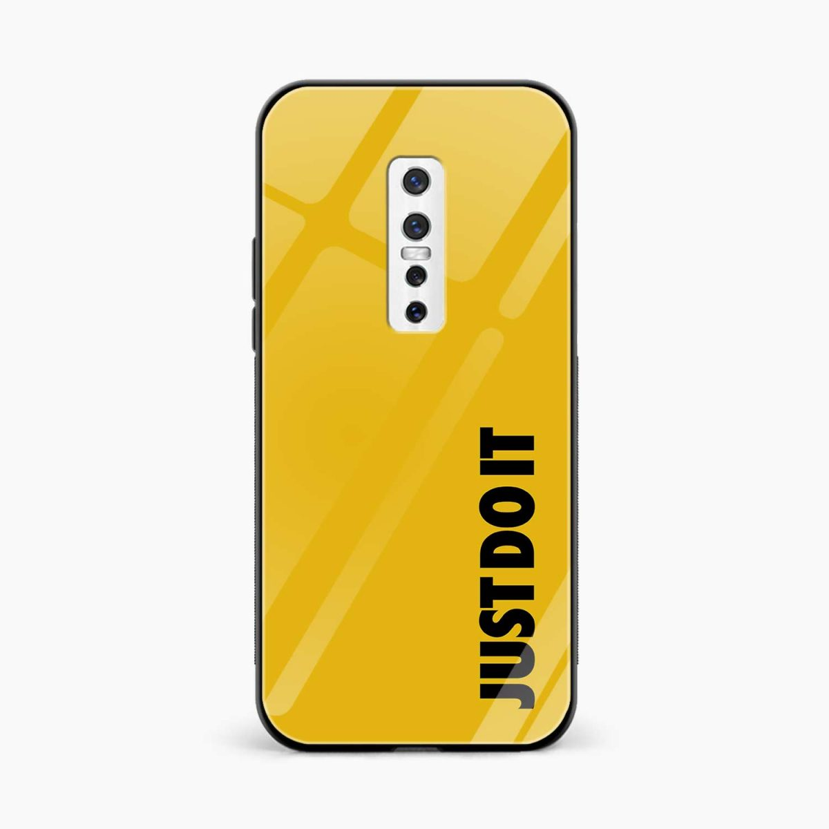 just do it front view vivo v17 plug back cover