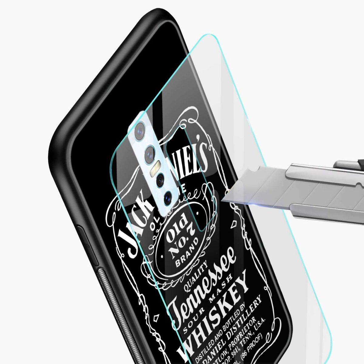 jack daniels whiskey glass view vivo v17 plug back cover