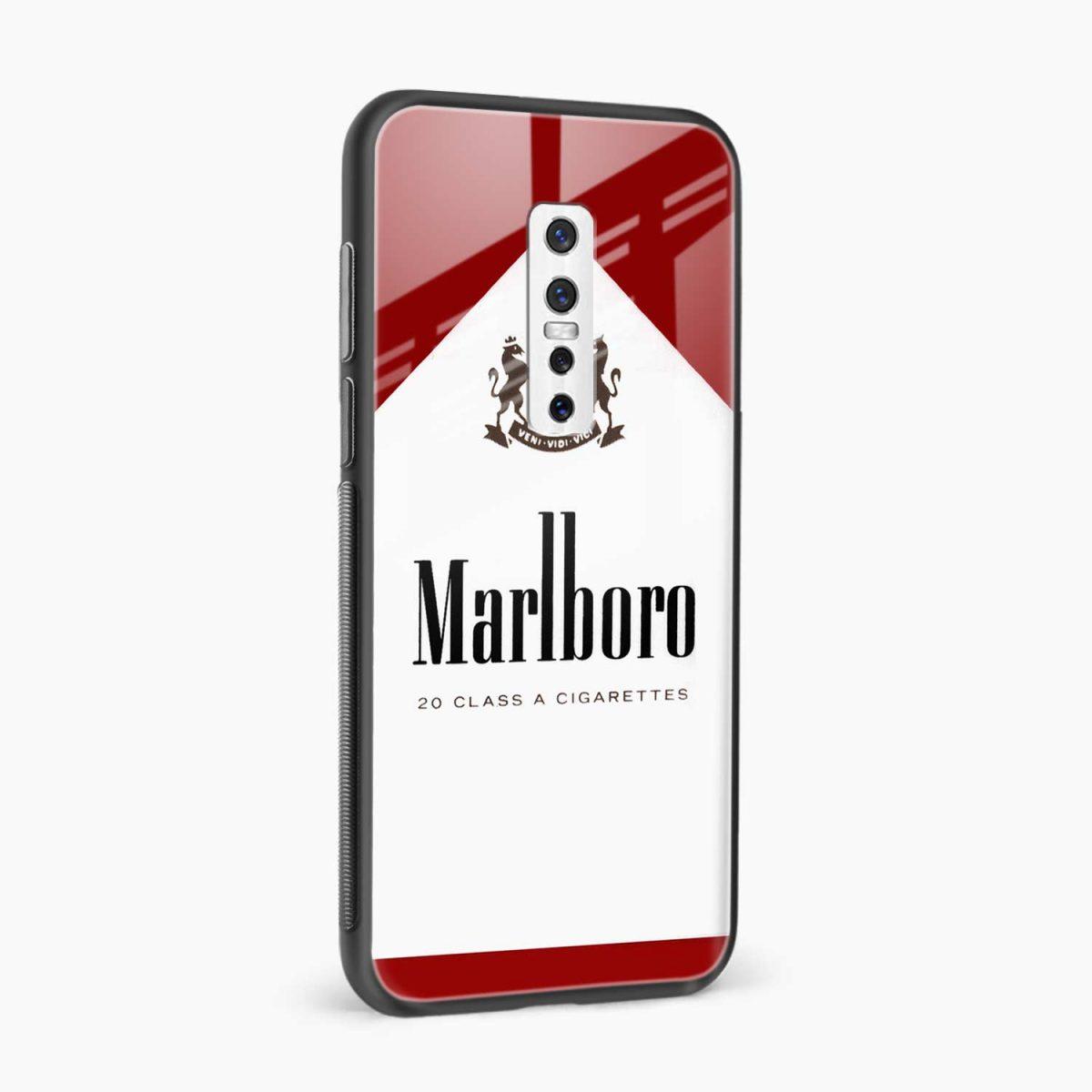 marlbor ciarette box side view vivo v17 plug back cover