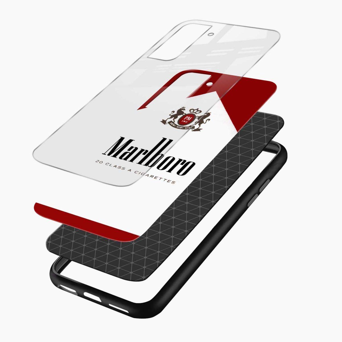 marlboro cigarette box layers view samsung s21 plug back cover