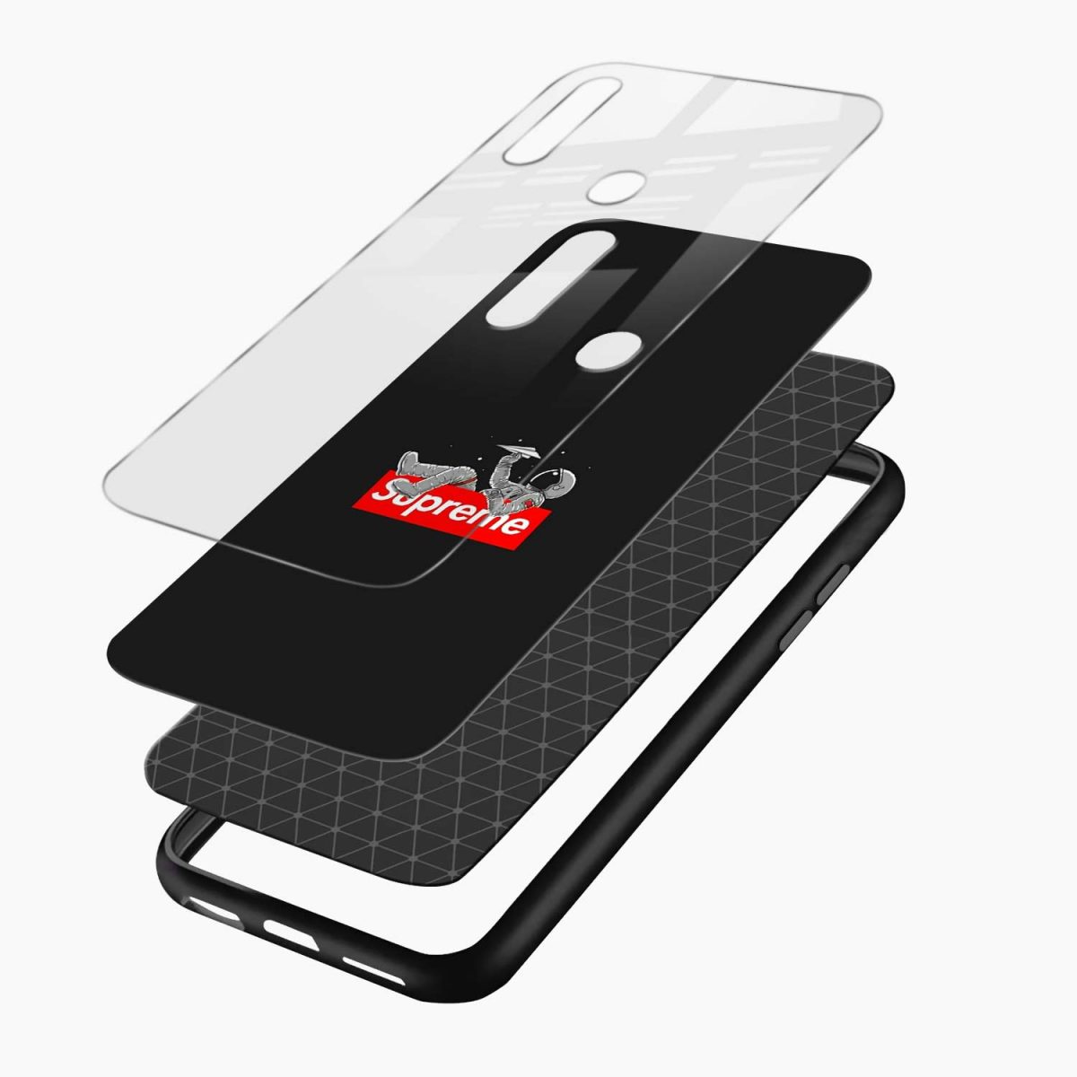 supreme astronaut layers view oppo a31 back cover