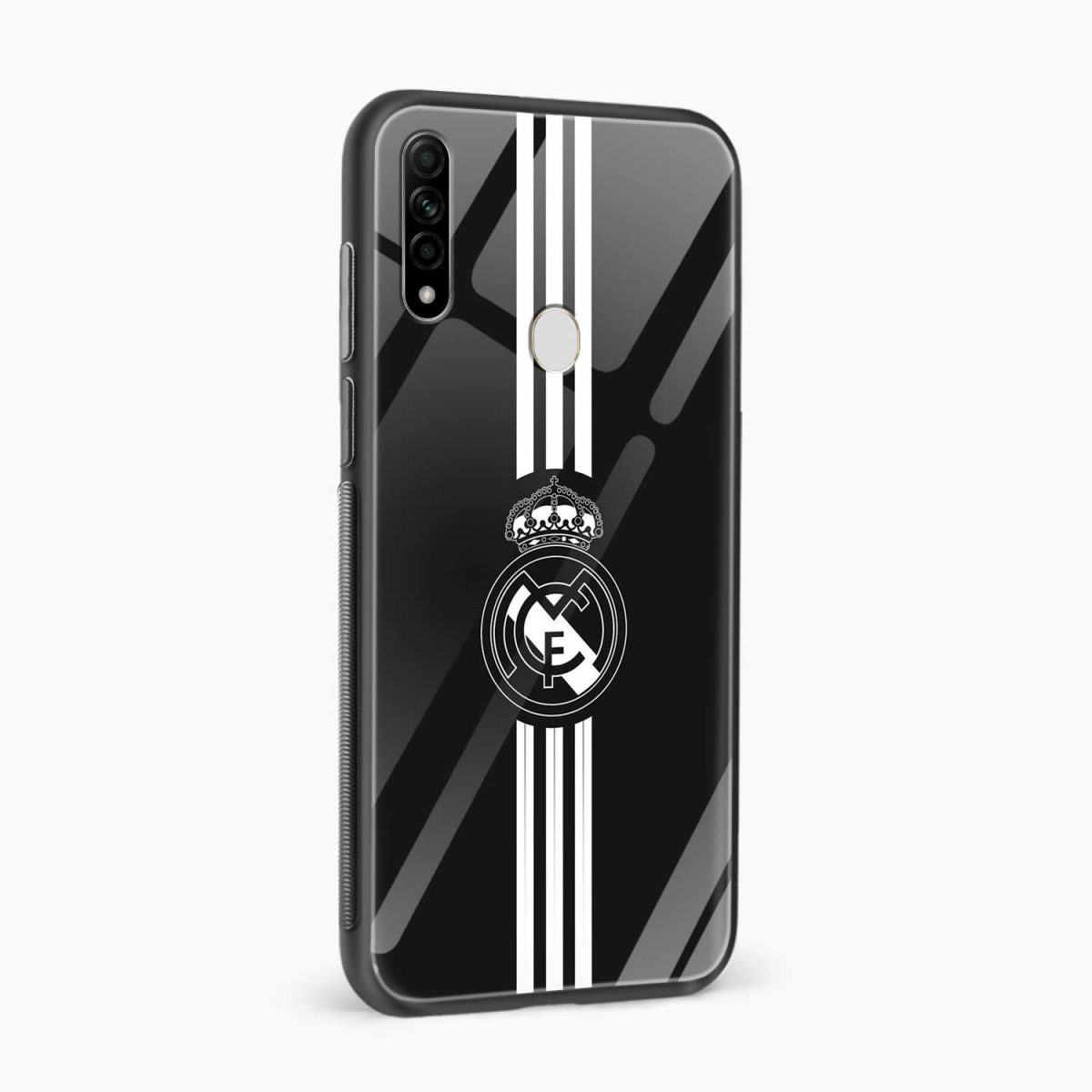 real madrid cf side view oppo a31 back cover