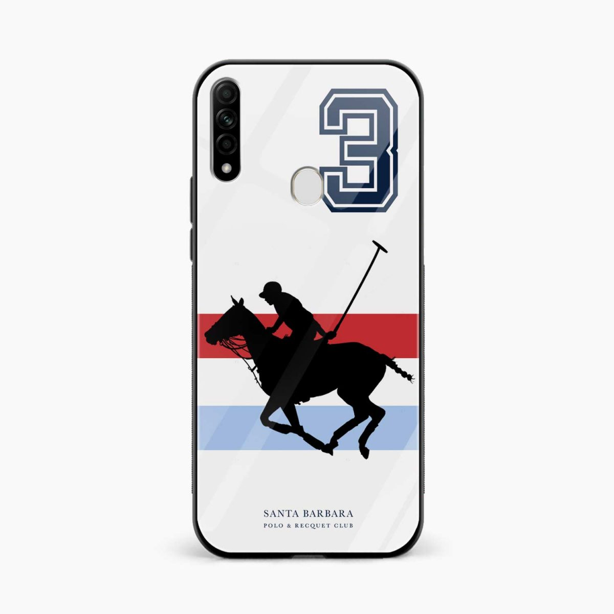 sant barbara polo front view oppo a31 back cover