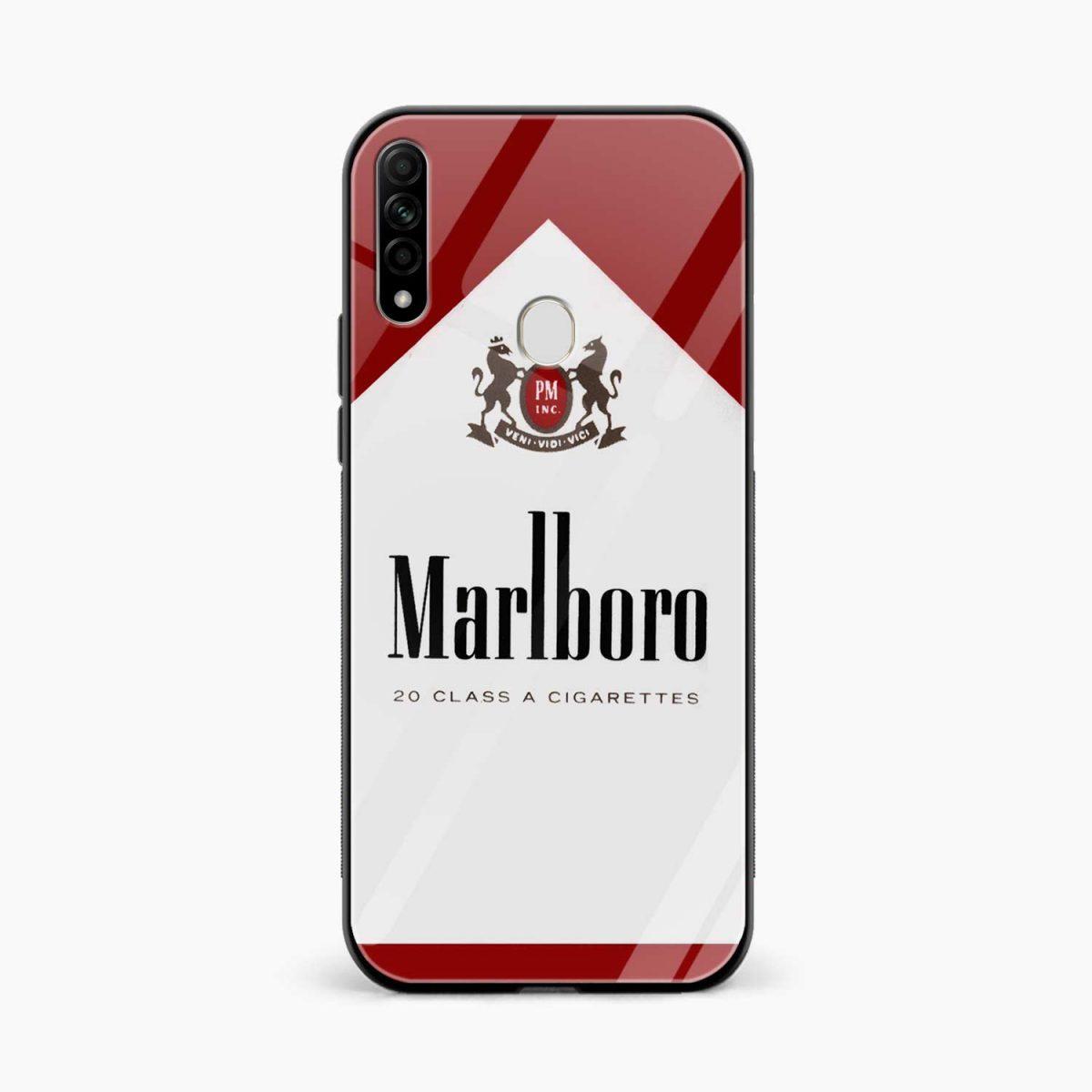 marlboro cigarette box front view oppo a31 back cover