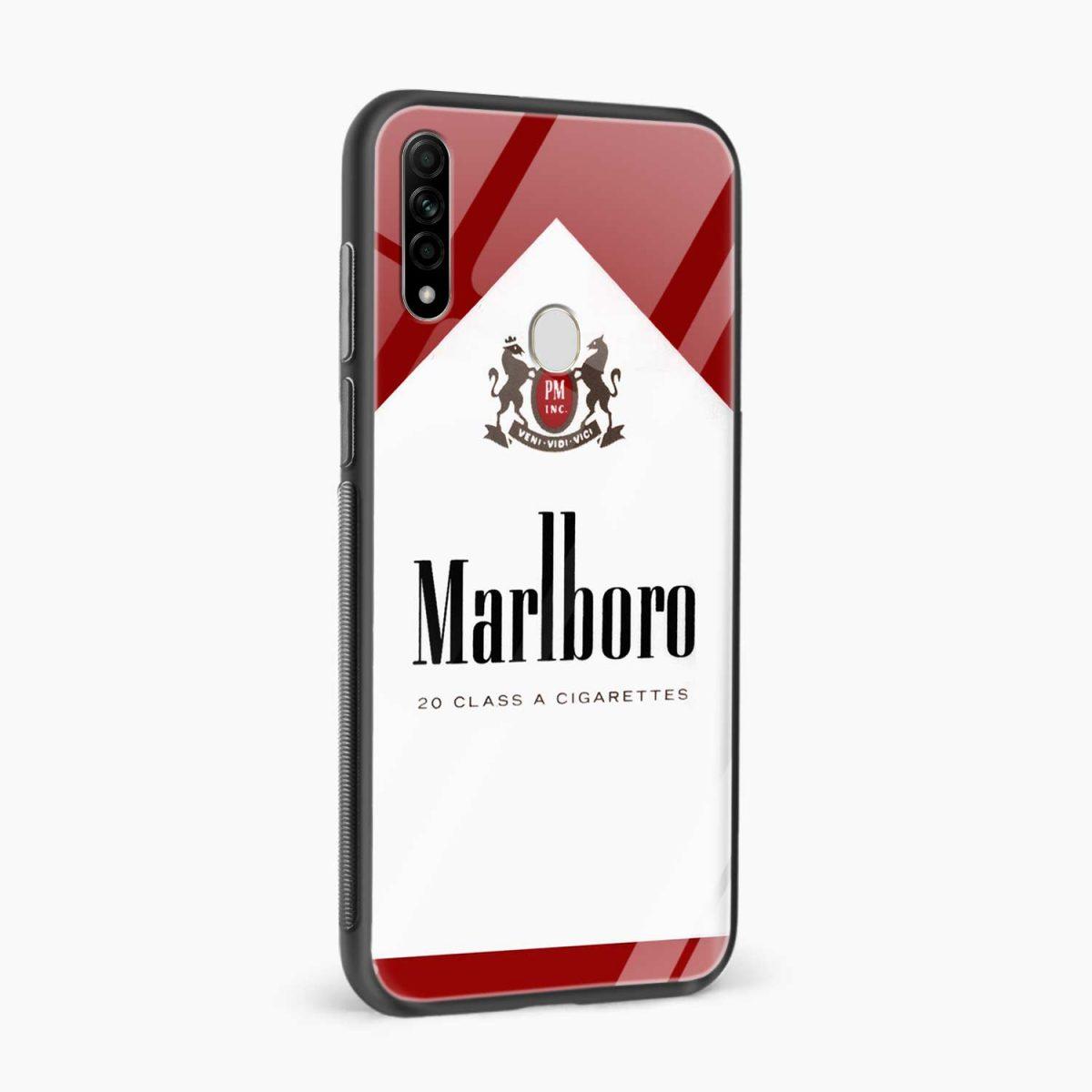 marlboro cigarette box side view oppo a31 back cover