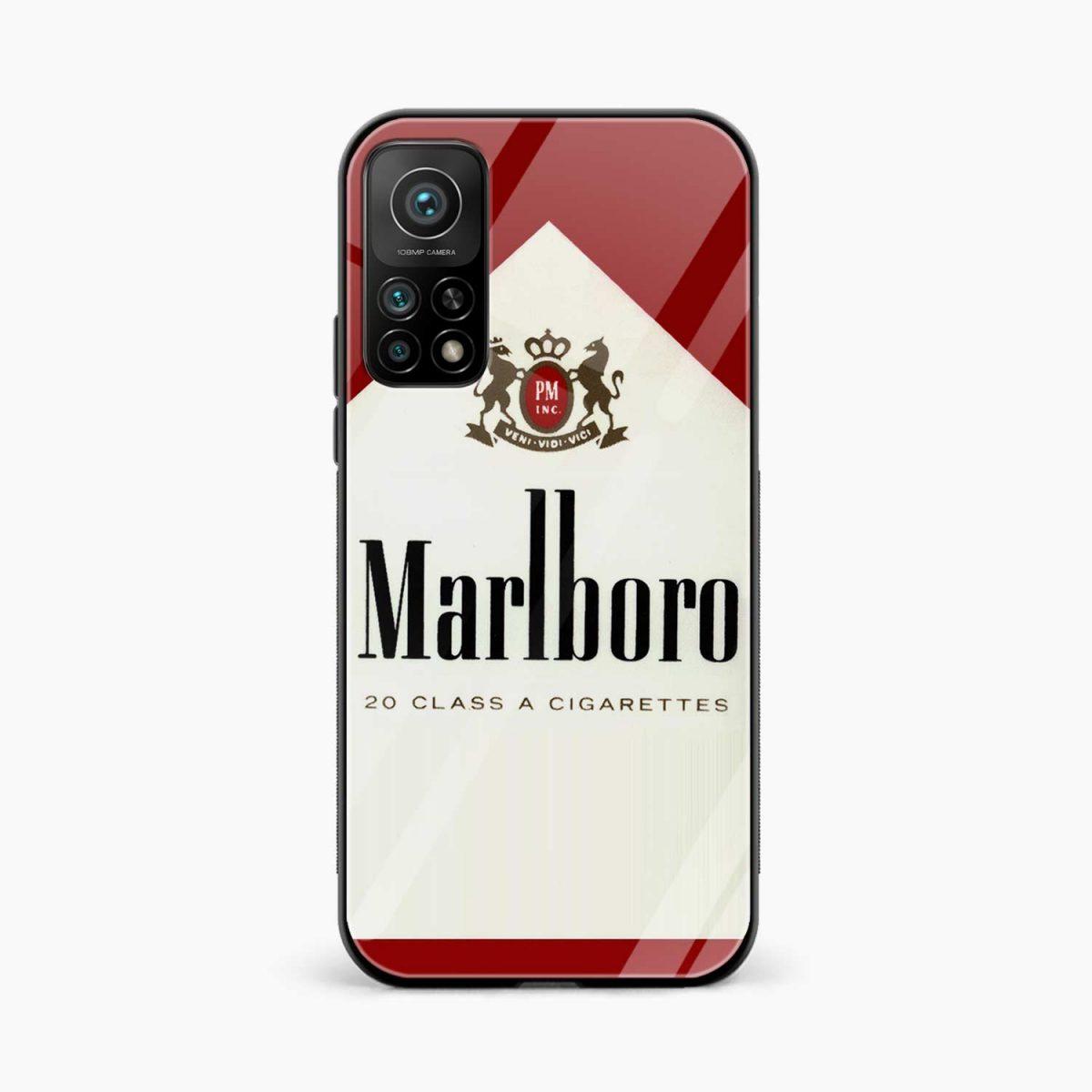 marlboro cigarette box xiaomi mi 10t pro back cover front view
