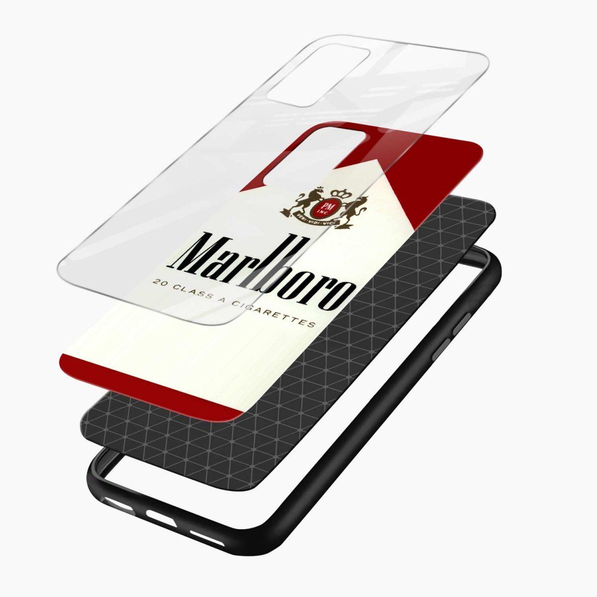 marlboro cigarette box xiaomi mi 10t pro back cover layers view