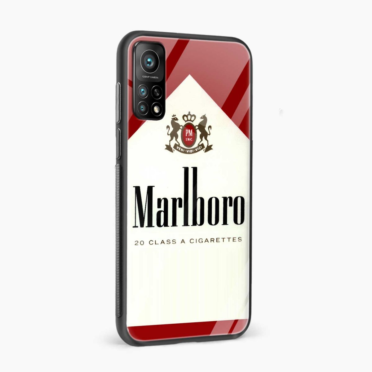 marlboro cigarette box xiaomi mi 10t pro back cover side view