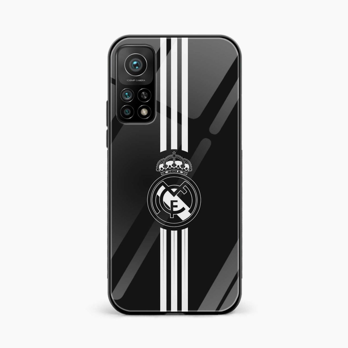 real madrid cf xiaomi mi 10t pro back cover front view