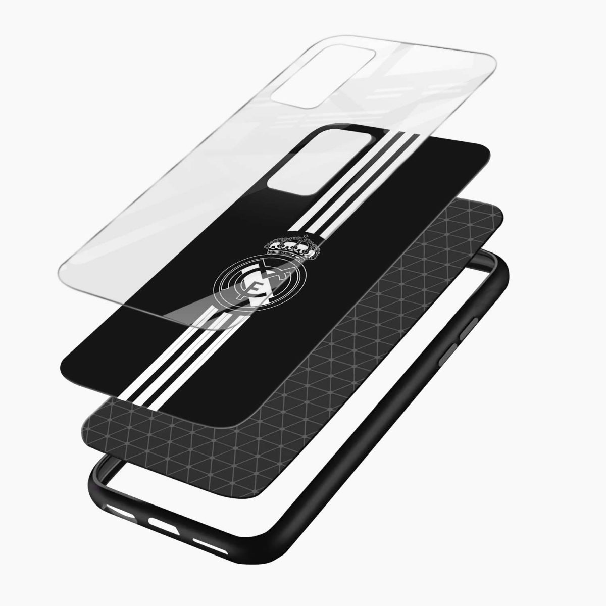 real madrid cf xiaomi mi 10t pro back cover layers view