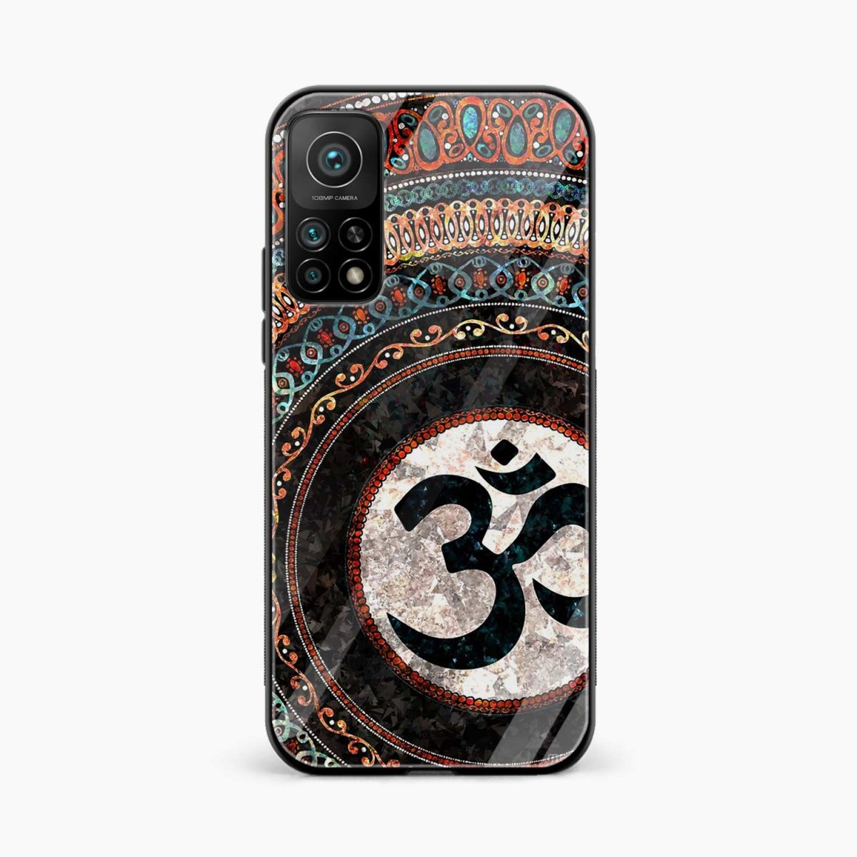 om glass xiaomi mi 10t pro back cover front view