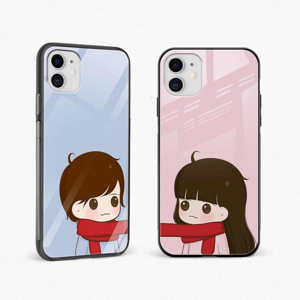 couple case back cover joint view 2