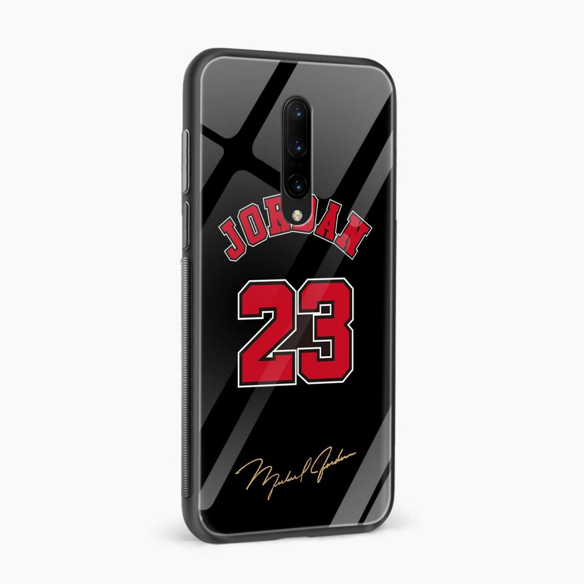 jordan 23 side view oneplus 7 pro back cover