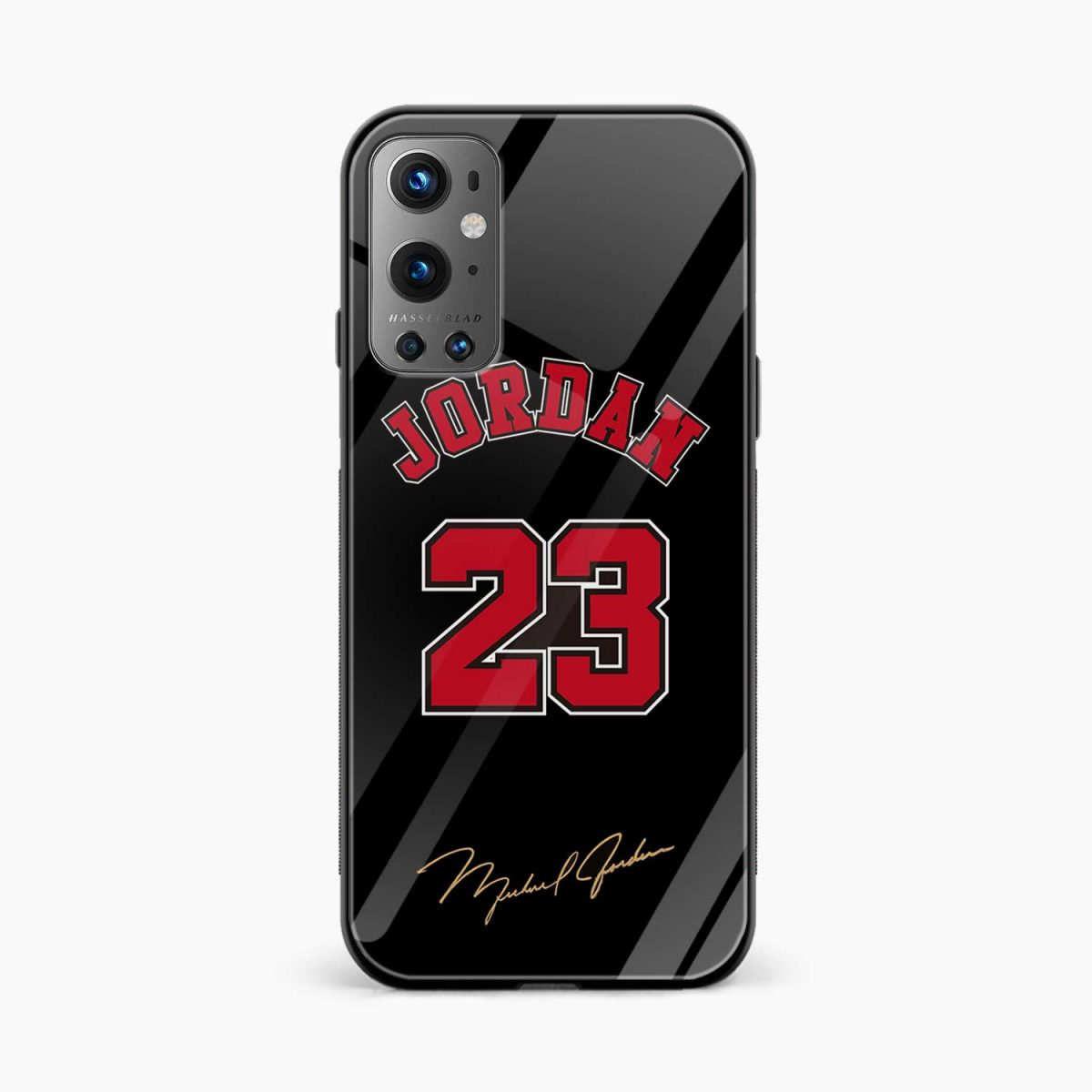 jordan 23 front view oneplus 9 pro back cover