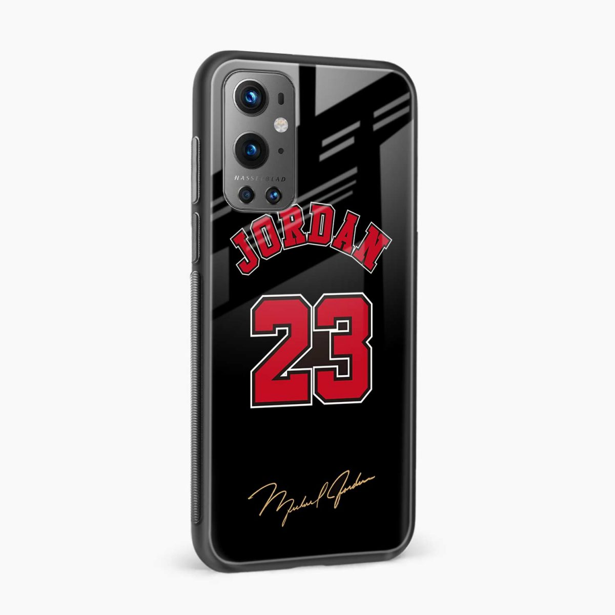 jordan 23 side view oneplus 9 pro back cover