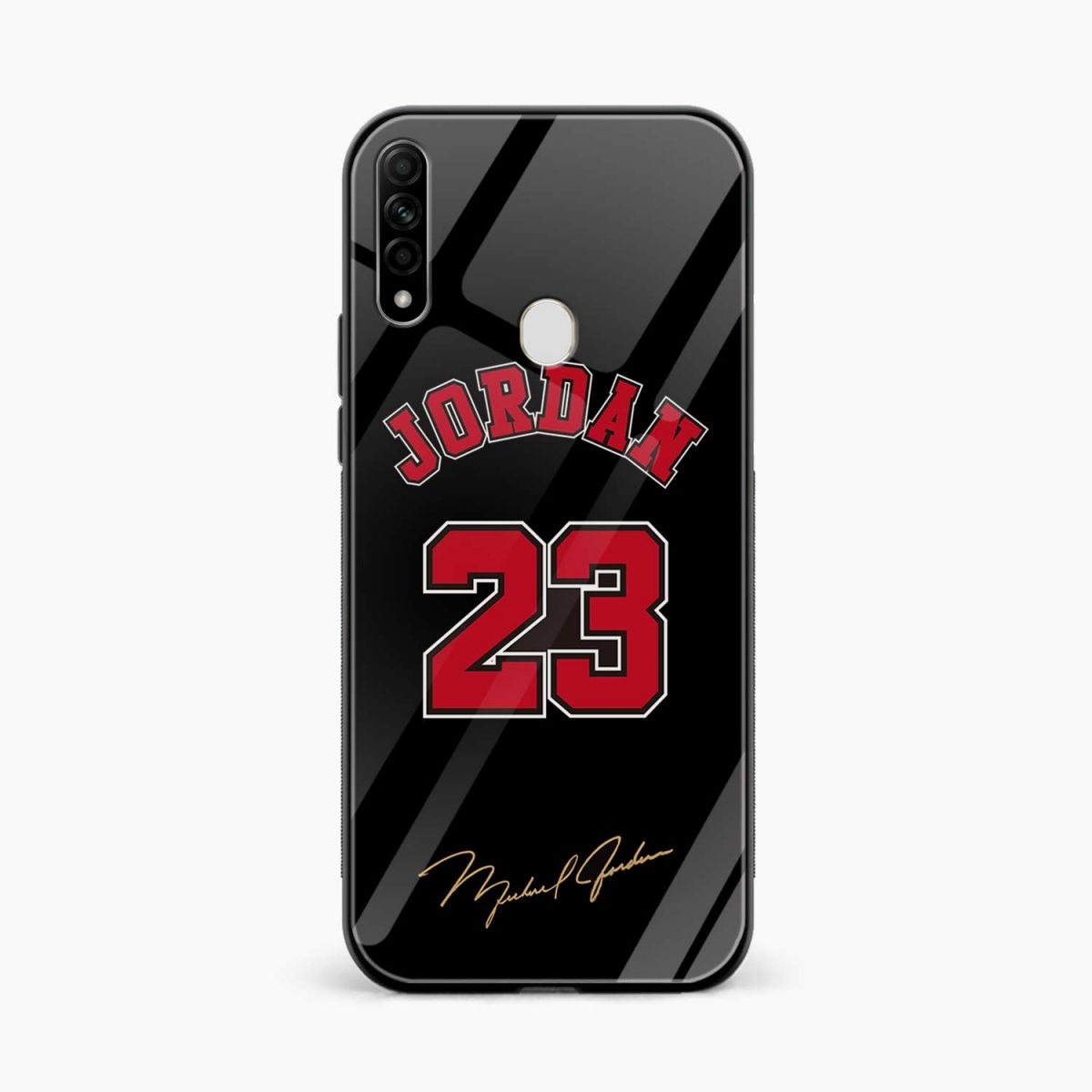 jordan 23 front view oppo a31 back cover