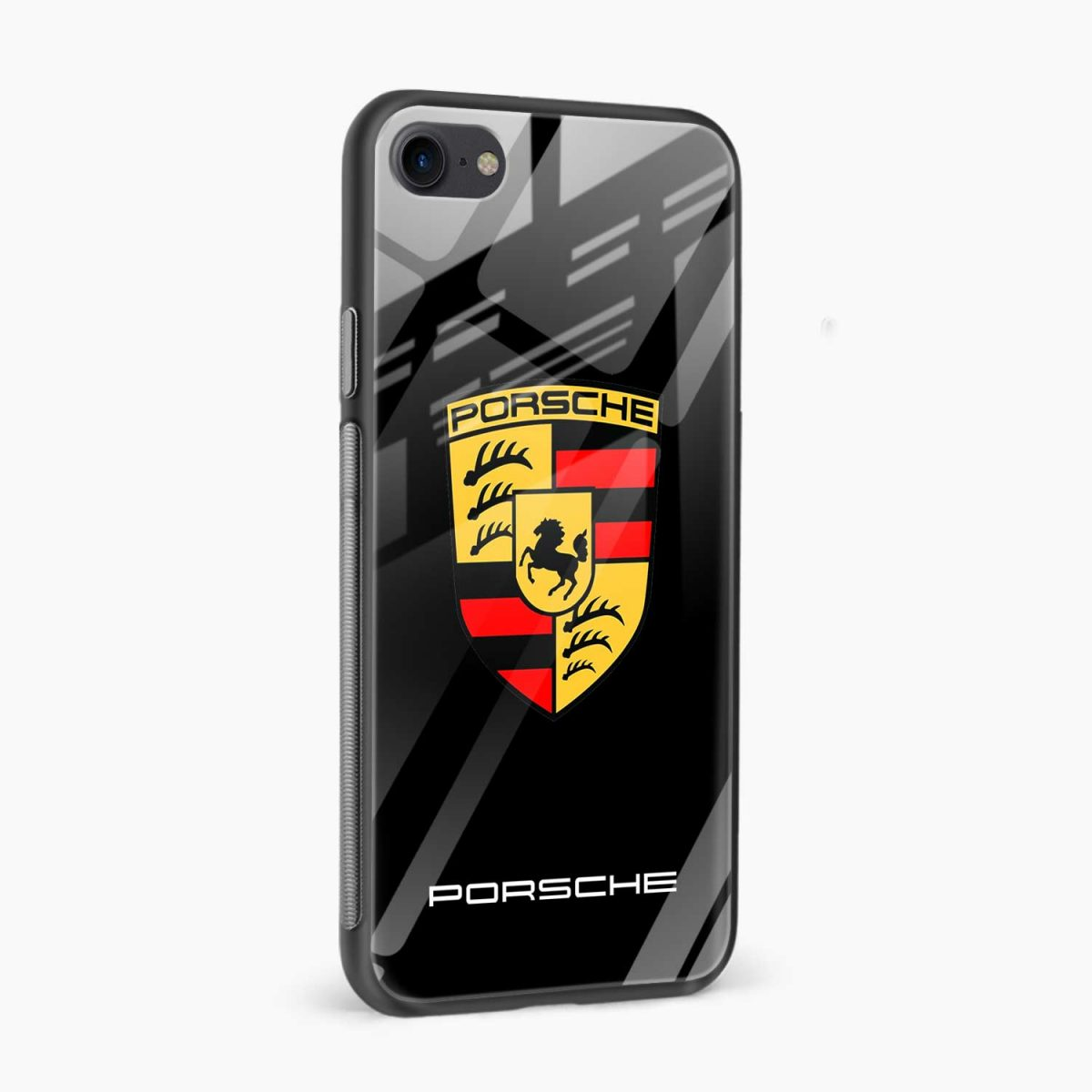 prosche side view apple iphone 6 7 8 se back cover