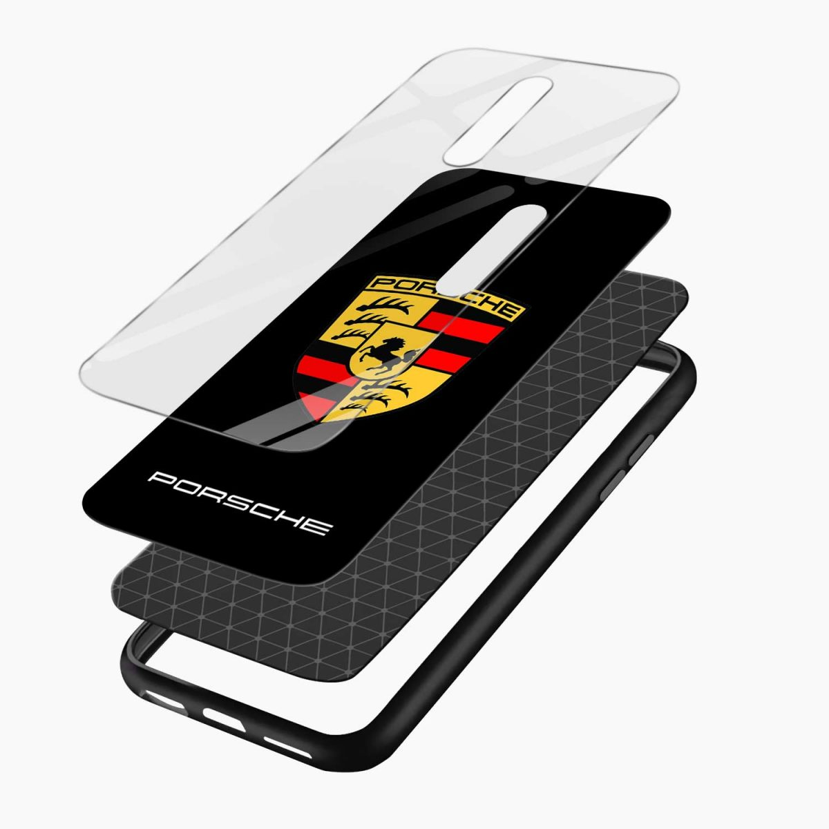 prosche layers view oneplus 7 pro back cover