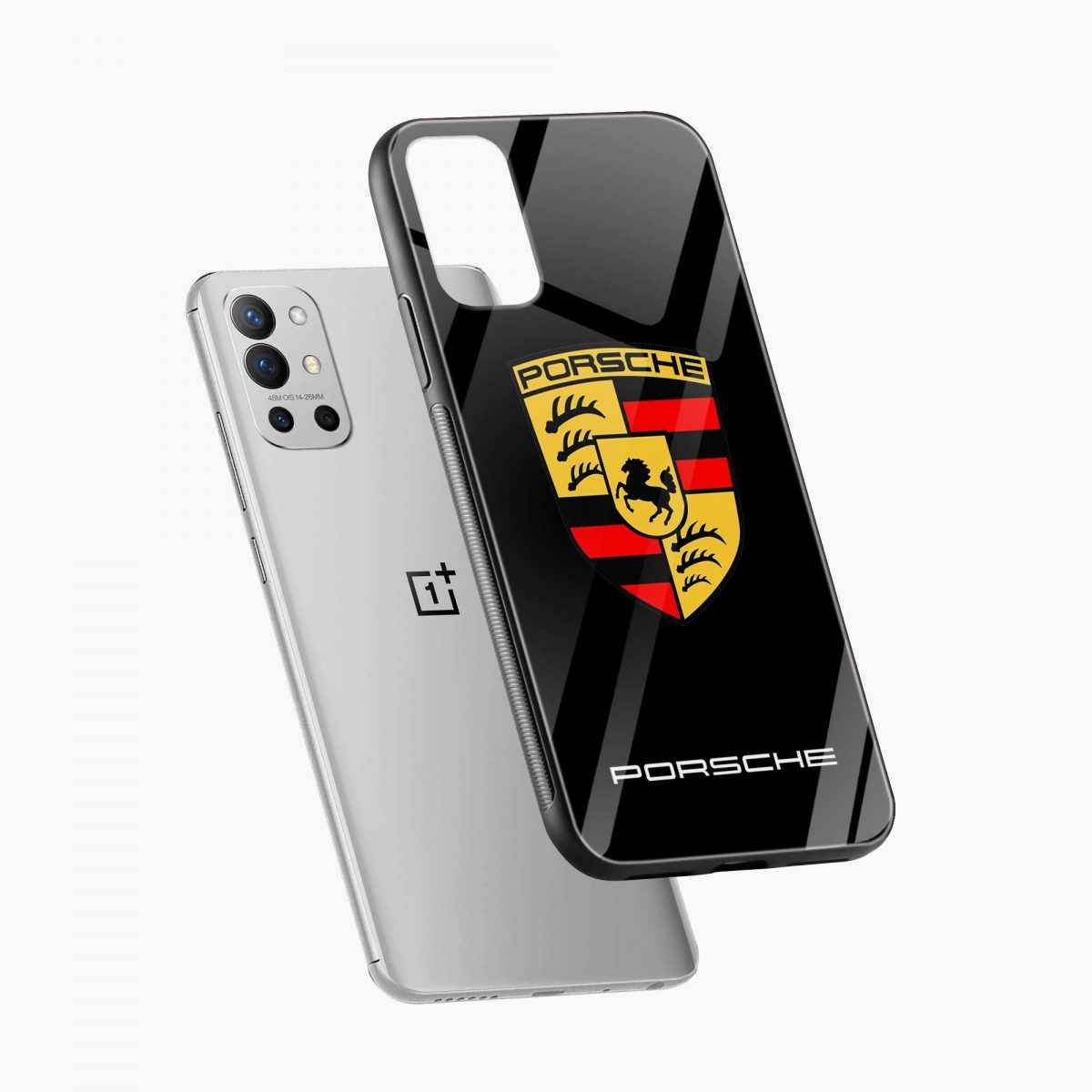 prosche diagonal view oneplus 9r back cover