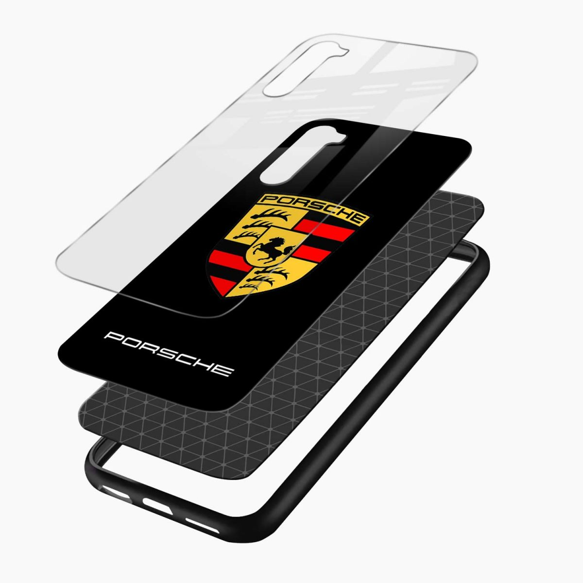 prosche layers view oneplus nord back cover