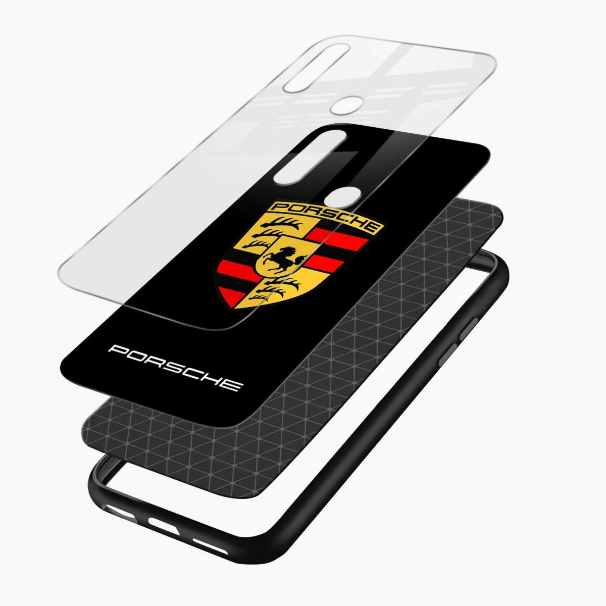 prosche layers view oppo a31 back cover