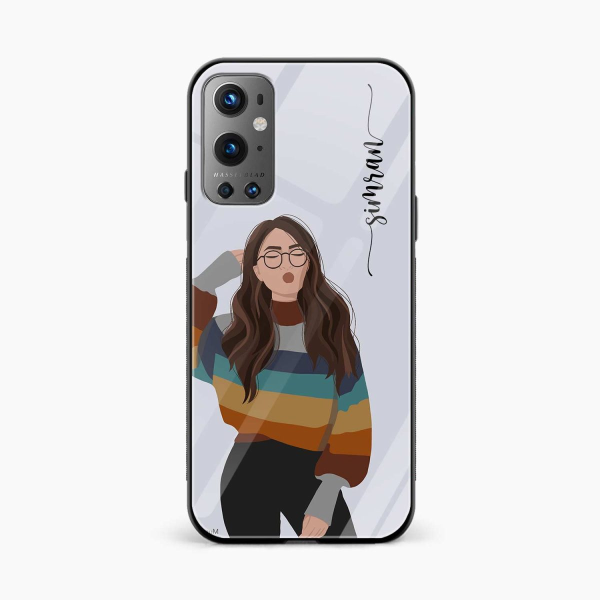its me front view oneplus 9 pro back cover