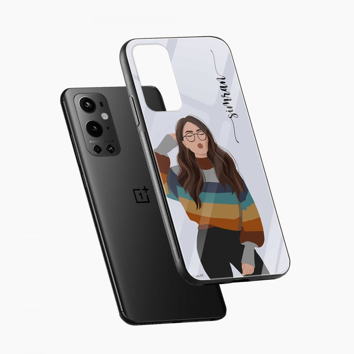 its me diagonal view oneplus 9 pro back cover
