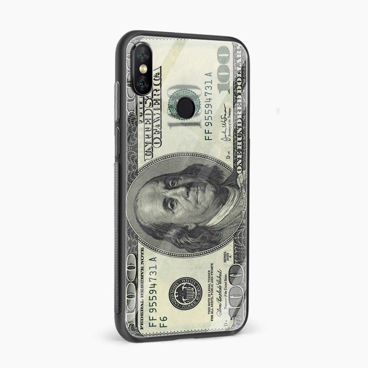 dollar redmi note 5 pro back cover side view