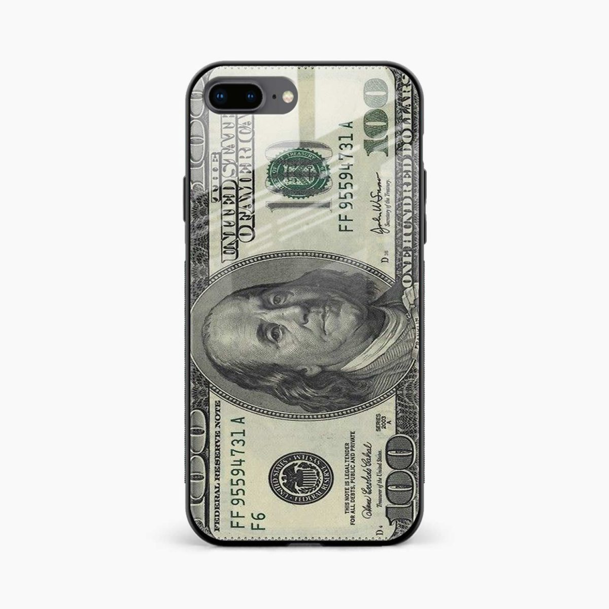 front view apple iphone 7 8 plus back cover