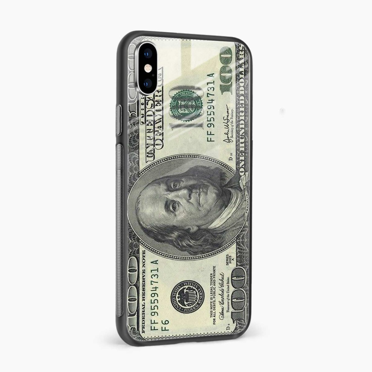 side view apple iphone x xs max back cover