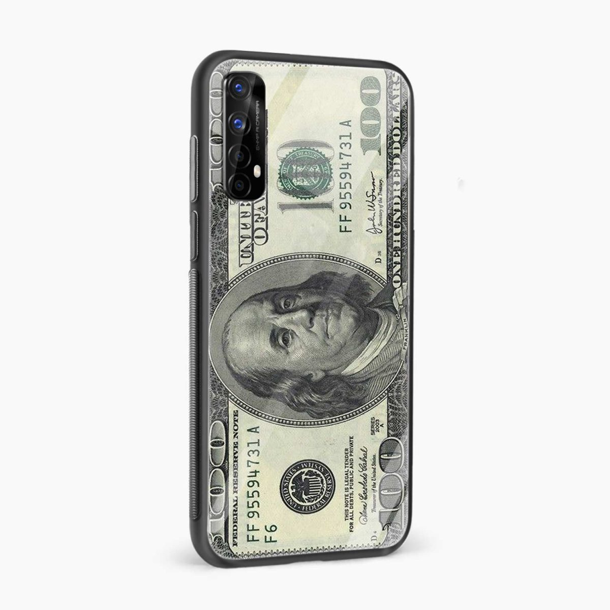 side view realme 7 back cover