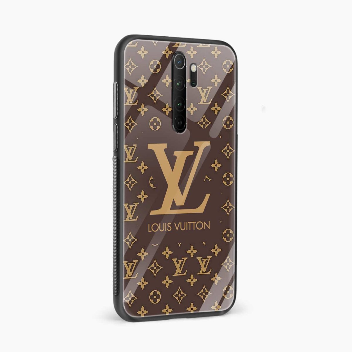 louis vuitton redmi note 8 pro back cover side view