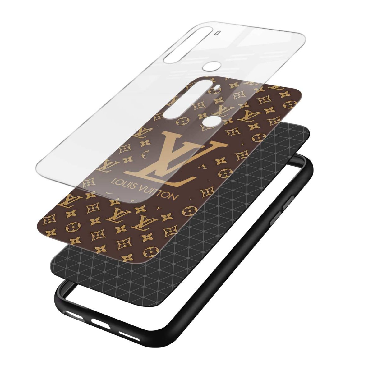 louis vuitton layers view redmi note 8 back cover