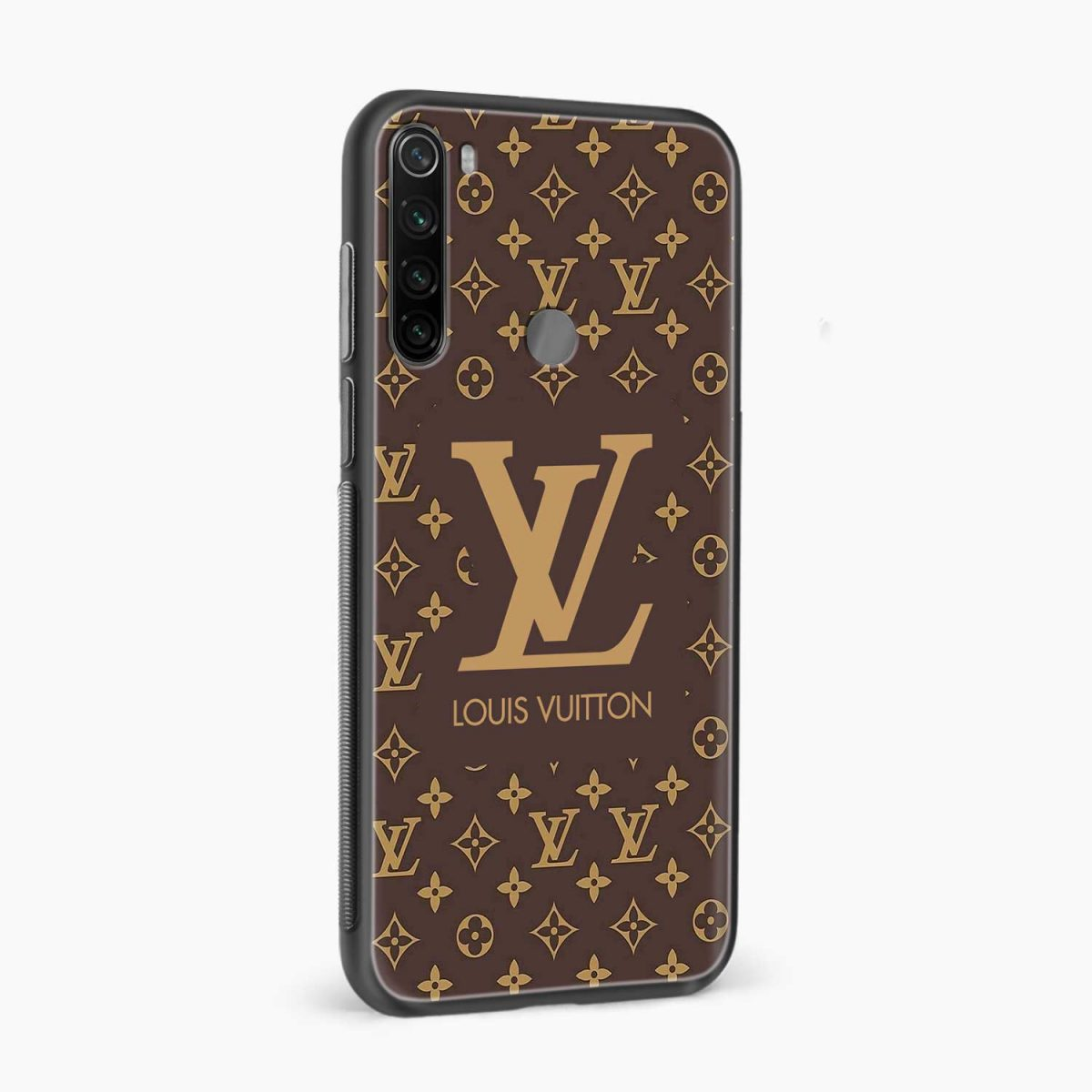 louis vuitton side view redmi note 8 back cover