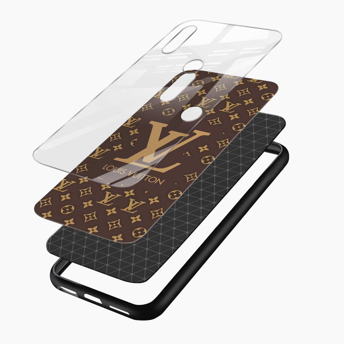 louis vuitton layers view redmi note7 back cover