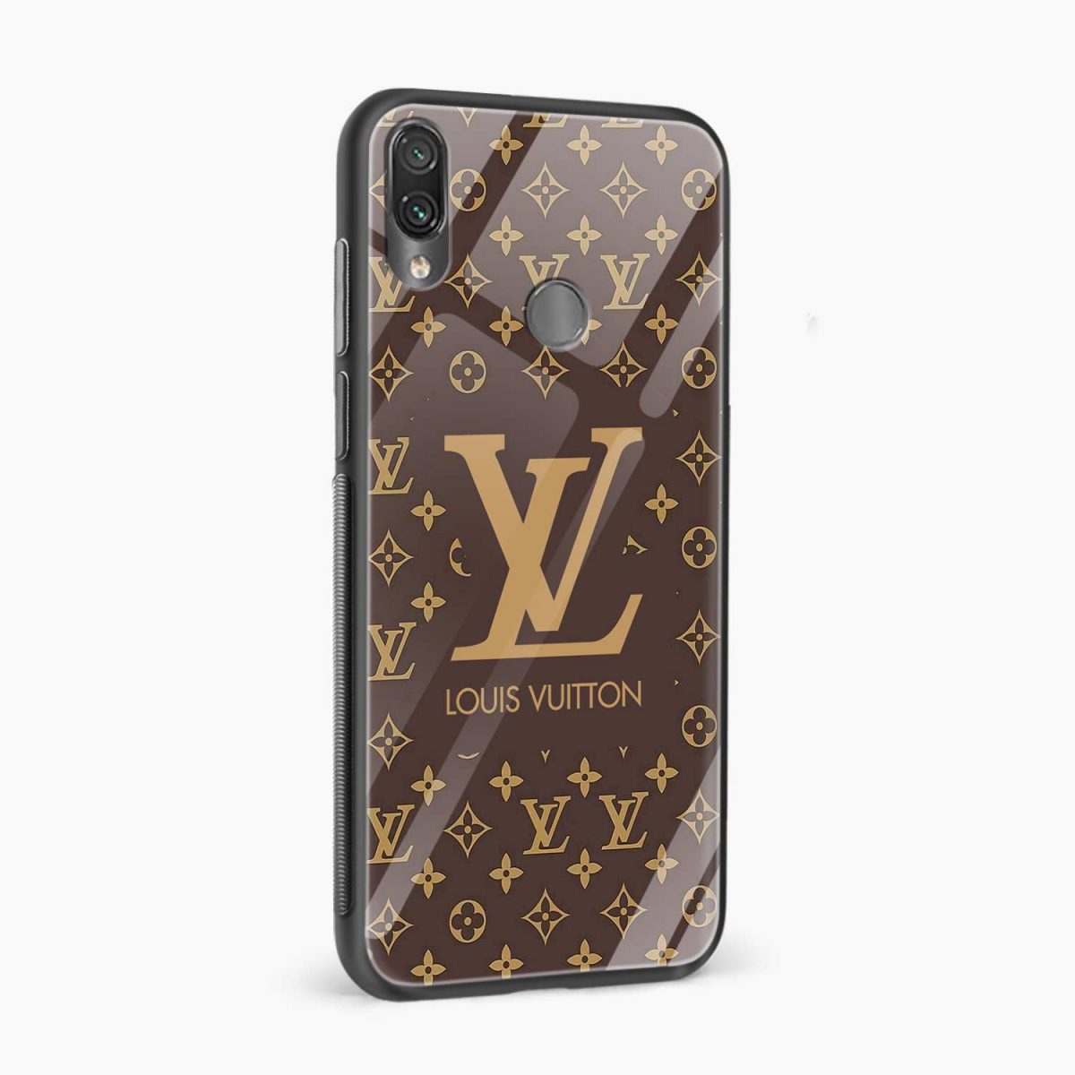 louis vuitton side view redmi note7 back cover