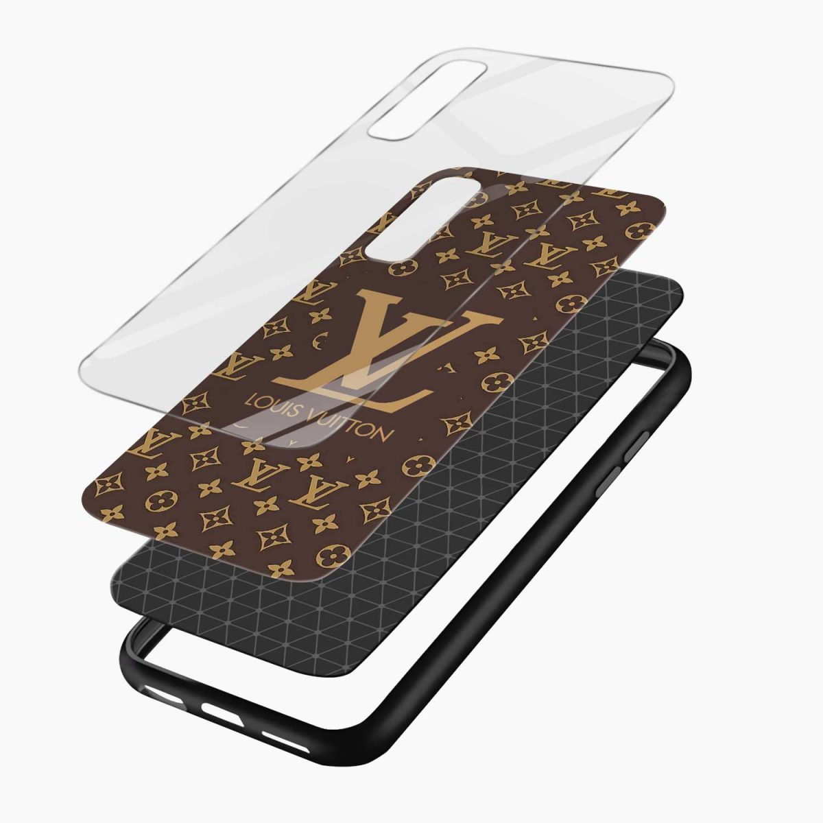 louis vuitton layers view realme 7 back cover