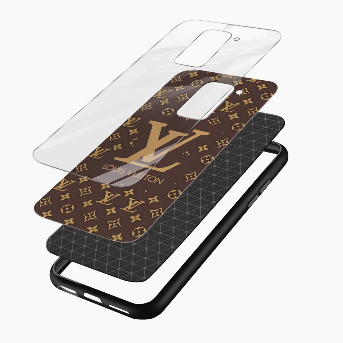 louis vuitton layers view redmi note 9 back cover