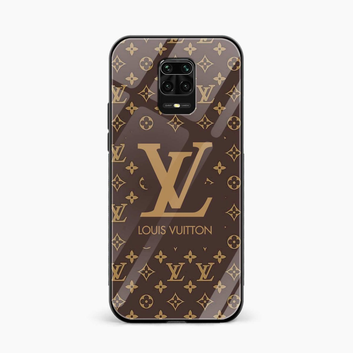 louis vuitton front view redmi note9 back cover