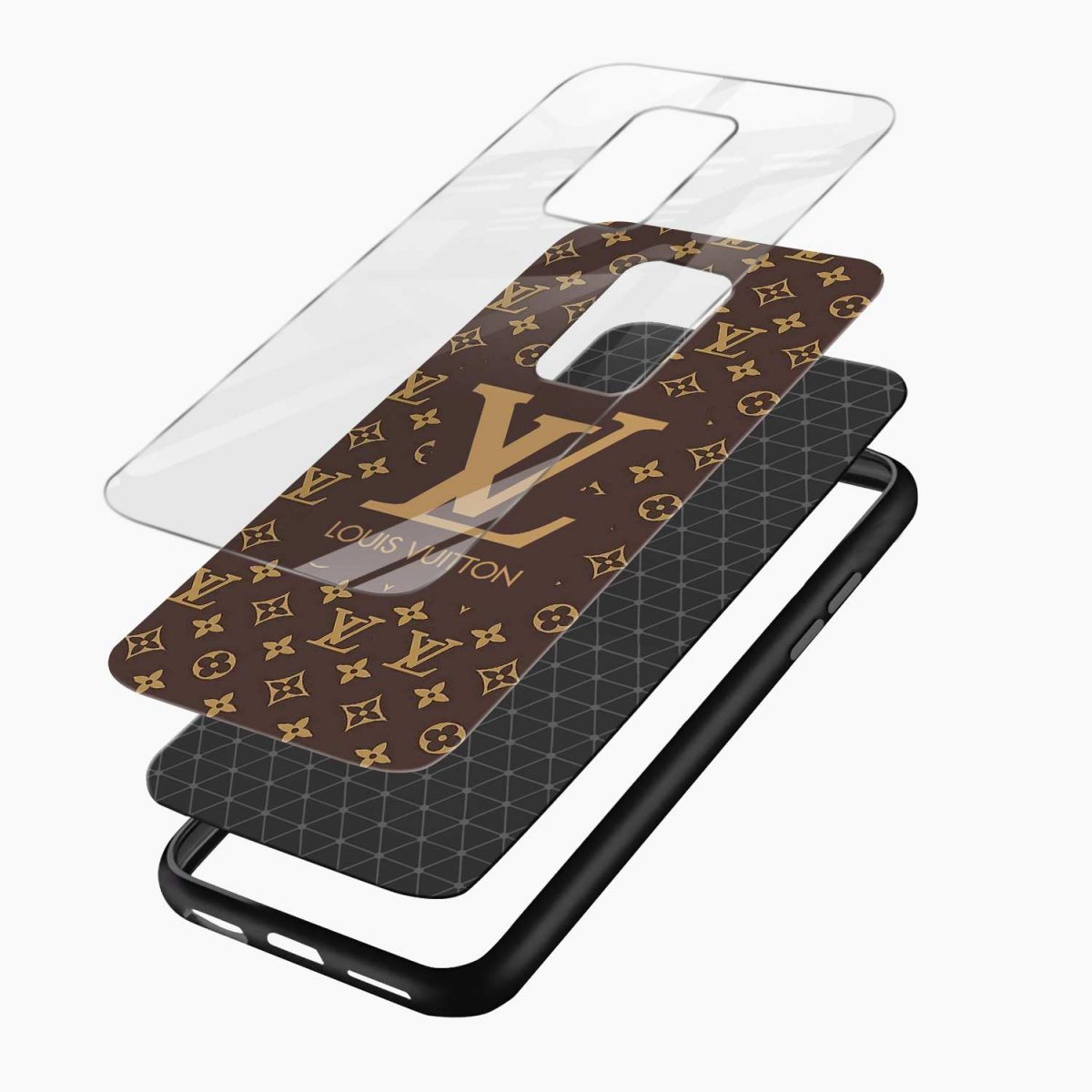 louis vuitton layers view redmi note9 back cover
