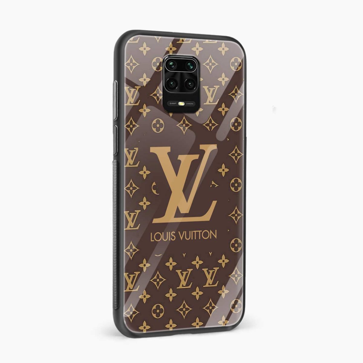 louis vuitton side view redmi note9 back cover