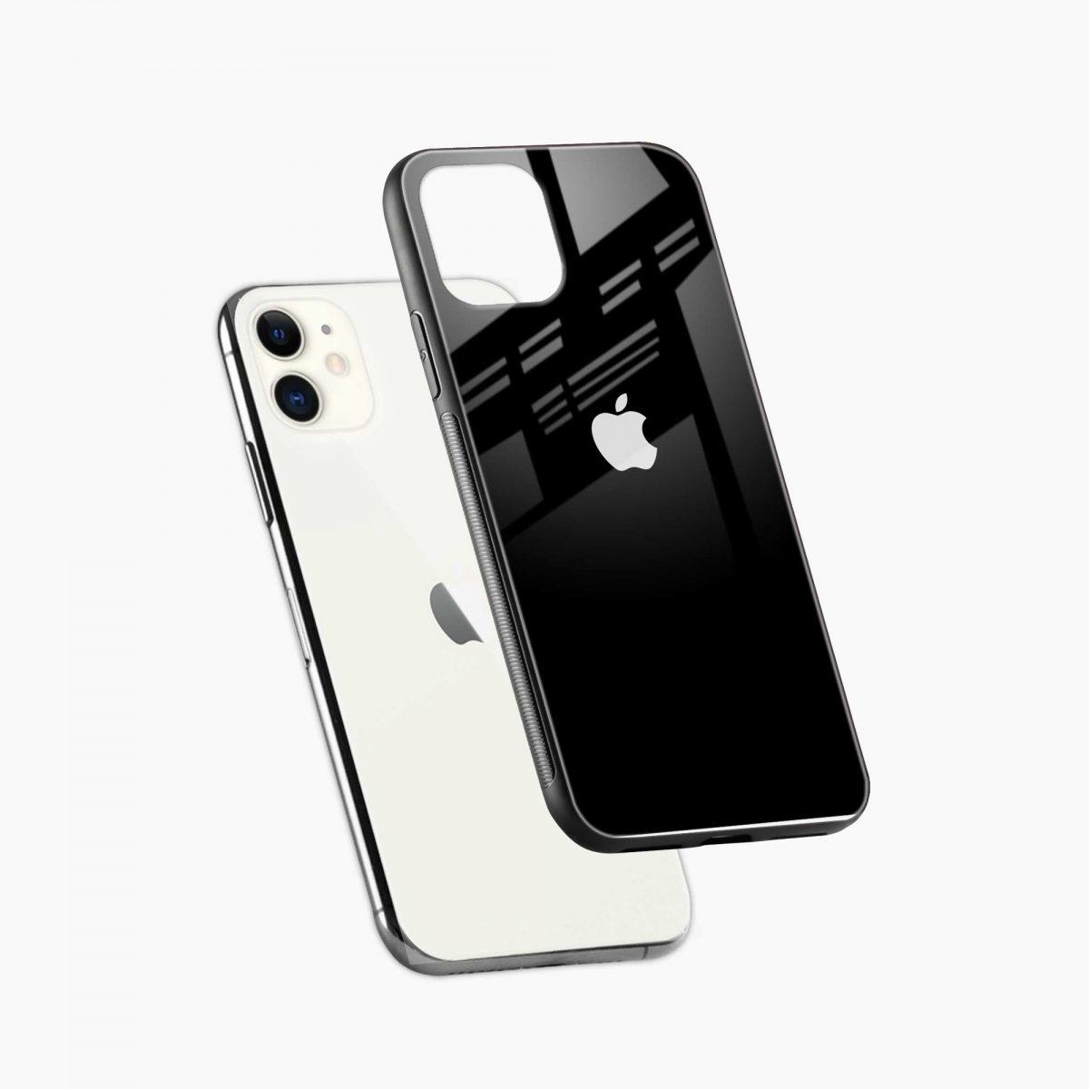 simply elegant iphone back cover diagonal view